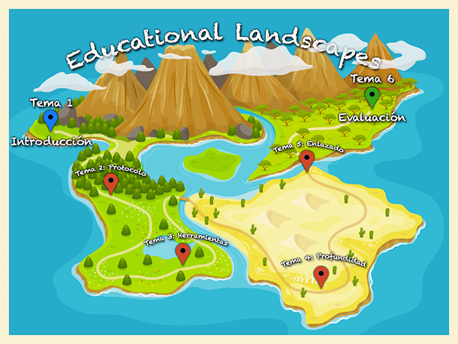 EDUCATIONAL/LEARNING LANDSCAPES